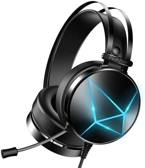 8 PeohZarr Gaming Headset PS4 Headset Xbox One Headset
