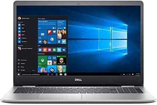 9 Dell Inspiron 5000 15.6 Inch FHD 1080P Touchscreen Laptop